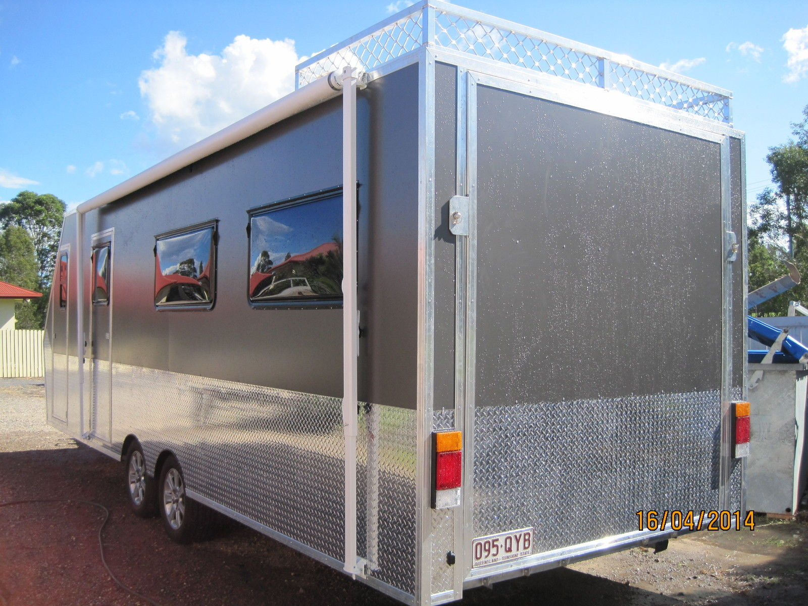 Unique Go Back Gt Gallery For Gt Enclosed Motorcycle Trailer Camper